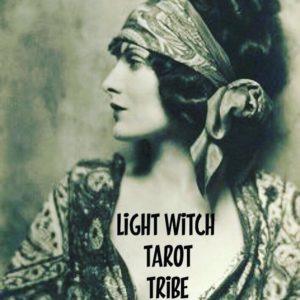 light witch tarot tribe