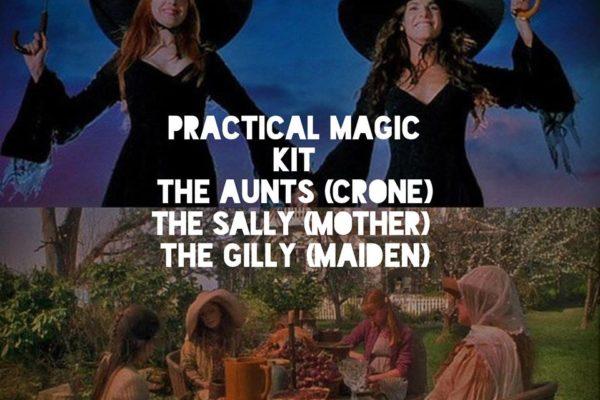 practical magic kit