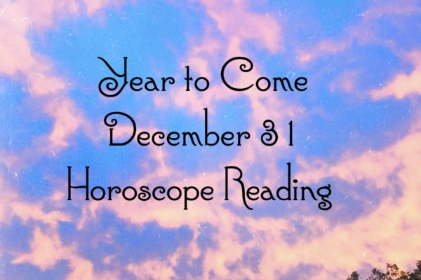 2019 Horoscope Reading
