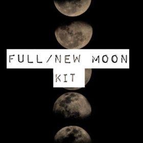 full moon new moon kit