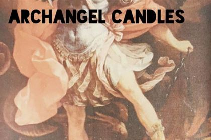 archangel candle online shop
