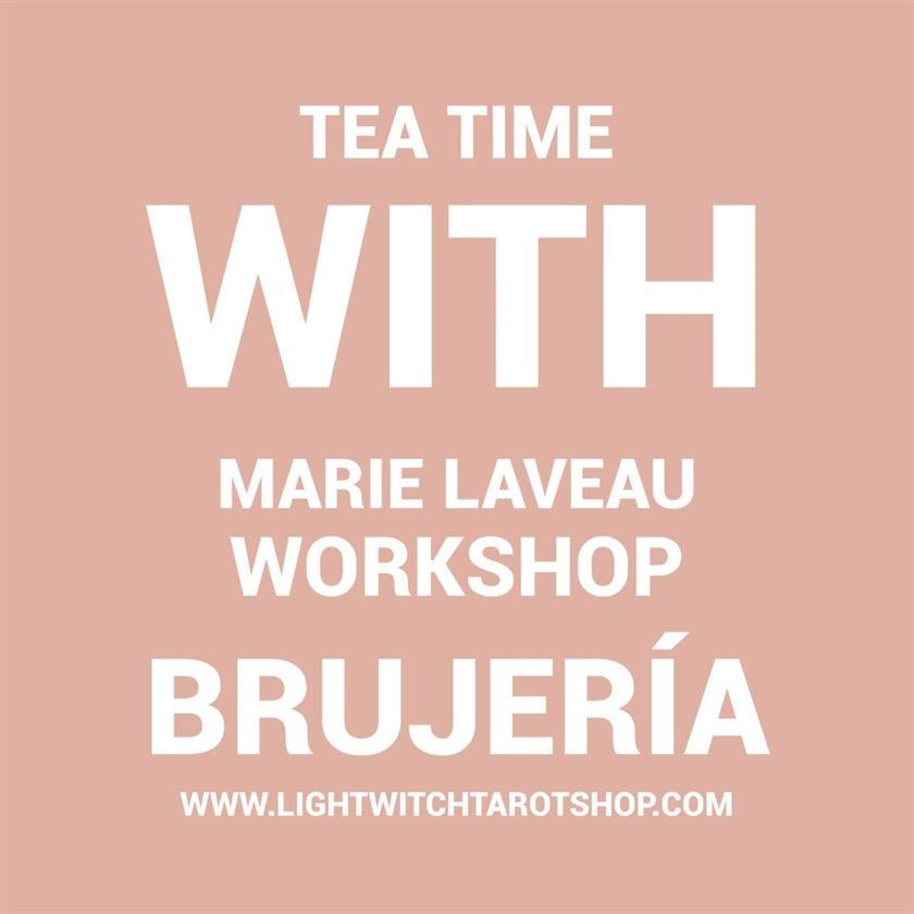 Tea Time with Marie LaVeau - School of Voodoo