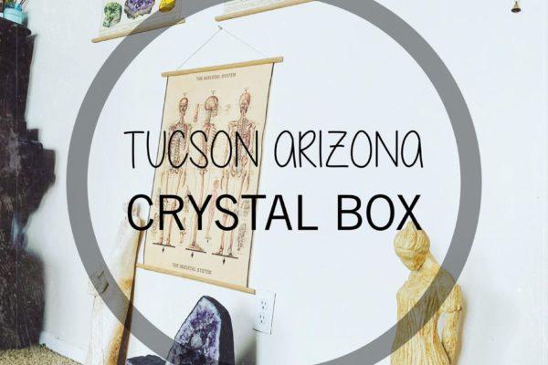 Tucson Crystal Box Set