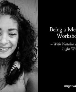 being a medium workshop