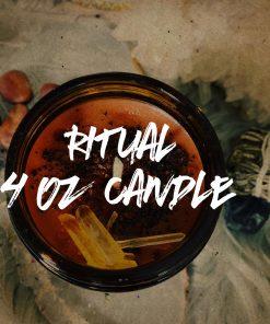 ritual 4 ounce candle