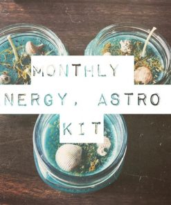 monthly astro energy kit