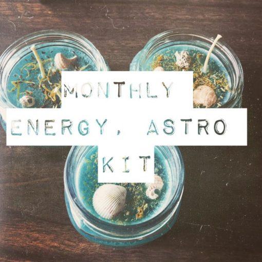 monthly astro energy kit