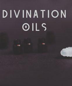 divination oils